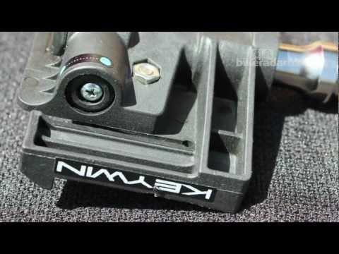 Keywin Carbon Ti pedal - First Look