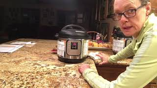 Cooking Black Rice in the Instant Pot