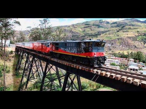ECUADOR -  EL TREN MAS DIFICIL DEL MUNDO 7