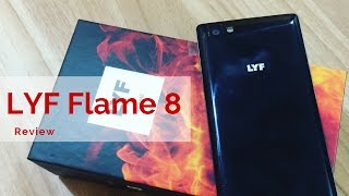 LYF Flame 8 Unboxing and Review After 50 Days of usage