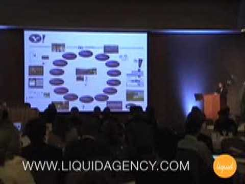 Liquid Brand Summit 2007 Keynote Speaker