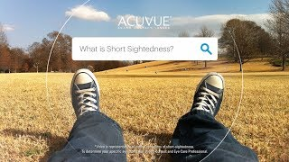 What is short-sightedness? - ACUVUE® Brand Contact Lenses for short-sightedness