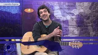 La música de Leandro Espina