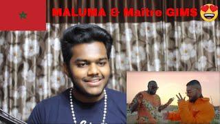GIMS, Maluma - Hola Señorita (Maria) [Official Video] | REACTION