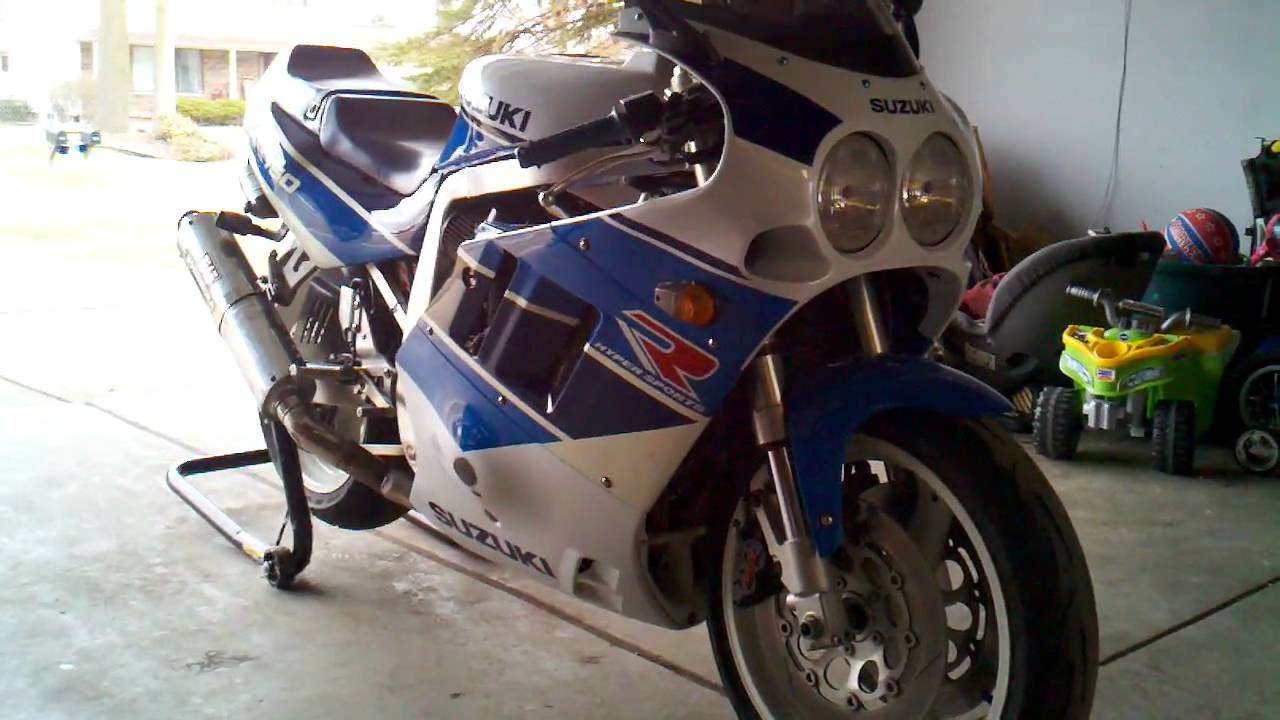 Suzuki Gsxr 750 For Sale