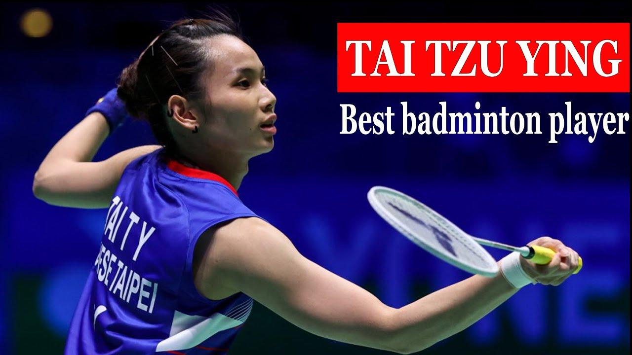 TAI Tzu Ying I Best badminton player I Women's single I ...