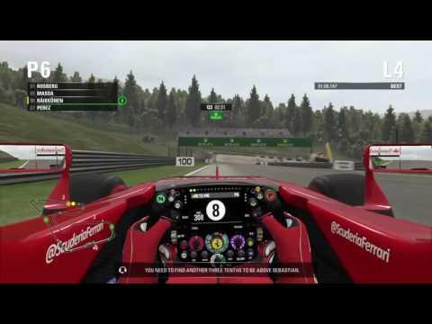 Austrian GP F1