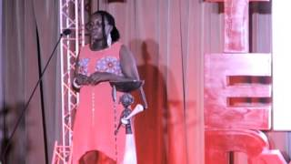 The pain of silence: Zura Nakiwoga Mukasa at TEDxNakaseroWomen 2013