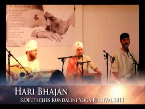Deutsches Kundalini Yoga Festival Eröffnungsveranstaltung am 29.Mai 2013