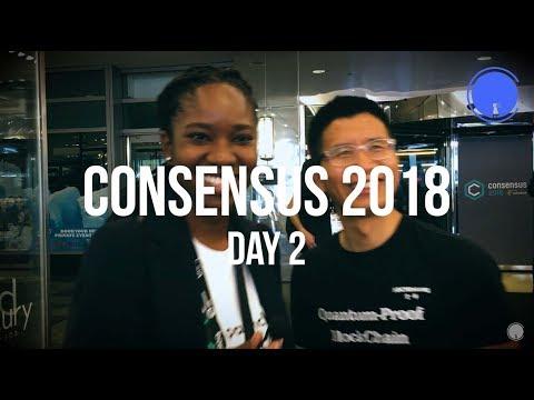 CONSENSUS 2018 DAY 2