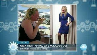 Gick ner 179kg, så lyckades de! - Dr Mikael & Tilde (Sjuan)