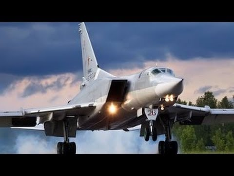 DEADLY FAST !!! Russian Air Force Tu 22M bomber aircraft