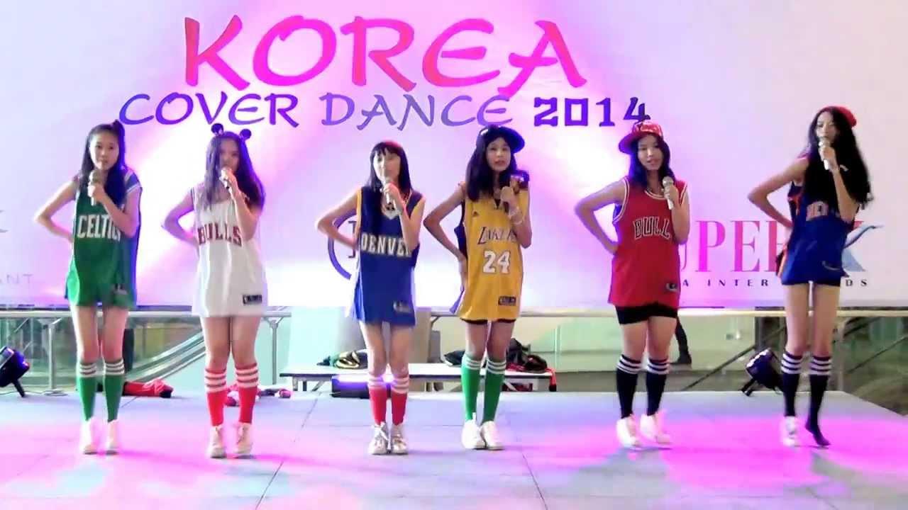 140301 VIOLA cover Apink - NoNoNo + My My @Esplanade Korea Cover ...