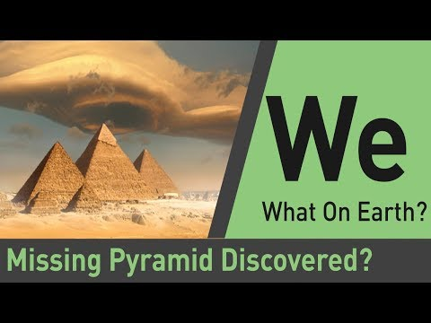 Did We Just Discover a New Pyramid? | What on Earth?
