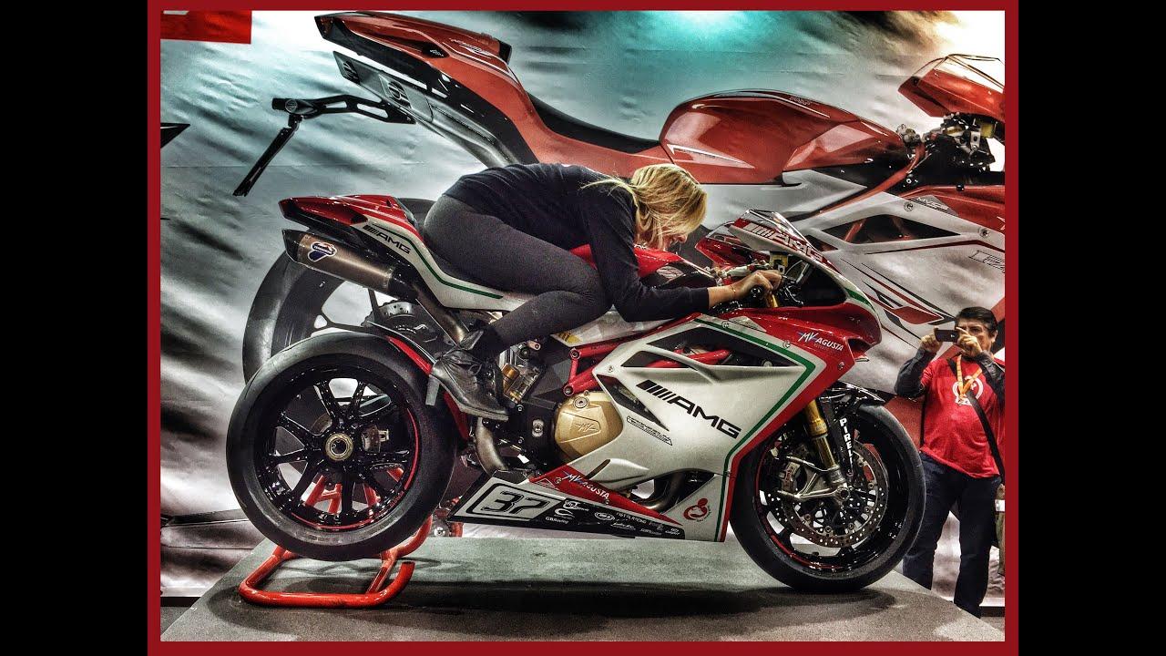 Sal n de la moto 2015 barcelona best photos by zod youtube - Salon de la moto 2013 ...