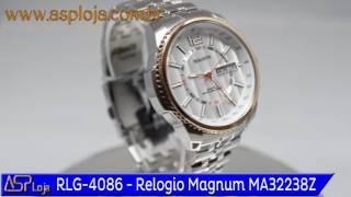 b8af3f62b67 RLG 4086 Relogio Magnum Masculino Analógico MA32238Z