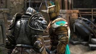 Смотр For Honor: Сюжетная кампания на двоих PS4