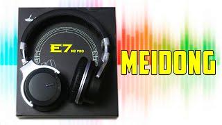 УБИЙЦА SONY & JBL ИЗ КИТАЯ Meidong E7MD PRO беспроводные наушники с шумоподавлением