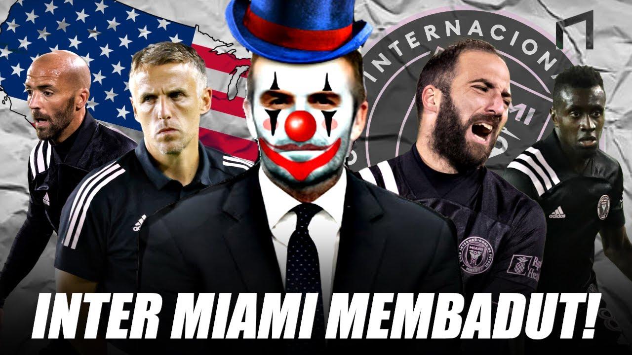 Inter Miami: Klub Dengan Pengeluaran Terbesar MLS Namun Jadi Performer Terburuk