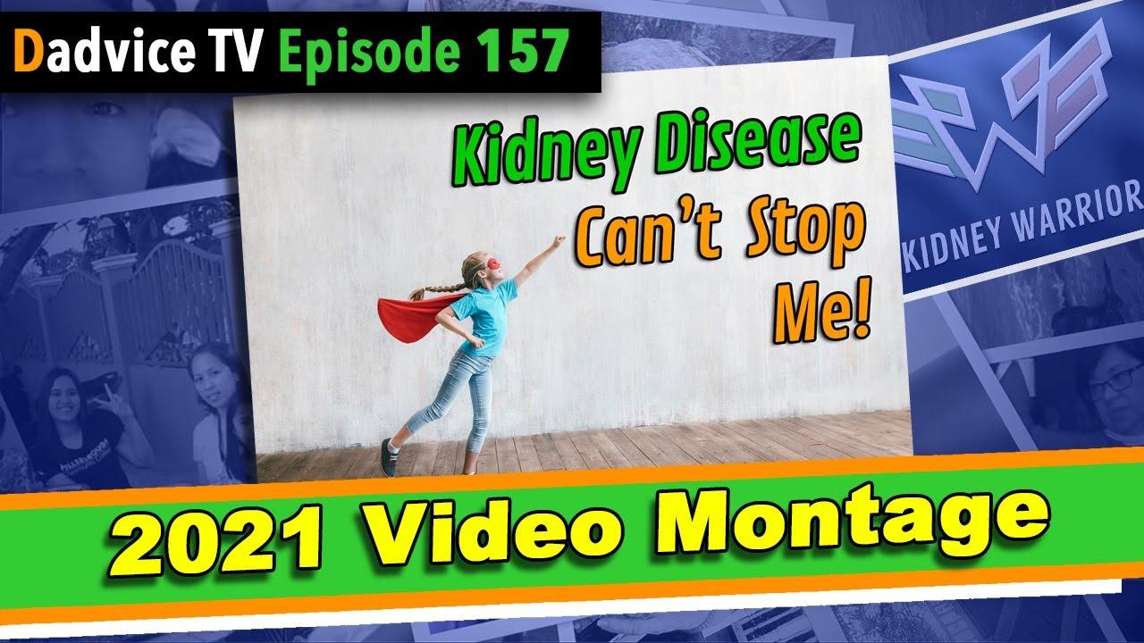 Kidney Disease Can't Stop Me - Living With Kidney Disease (2021)