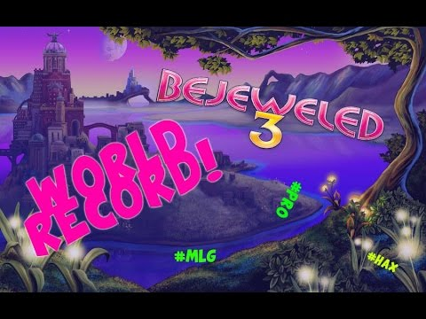 WORLD RECORD! - Bejeweled 3