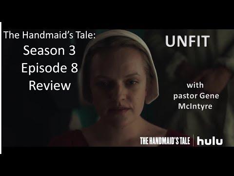 The Handmaid's Tale Season 3 Episode 8