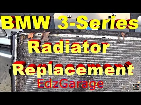 radiator replacement bmw 3 series