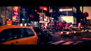 New York City & Times Square Tour Night Life HD
