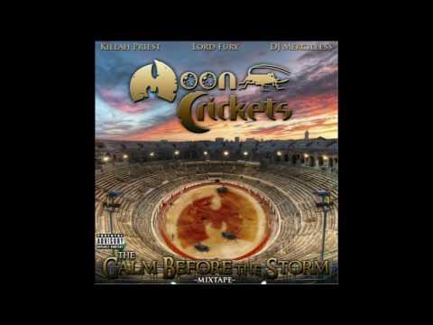 Moon Crickets - 02. Black  (ft.  Tragedy Khadafi)