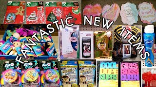 Come With Me To ♡~5~♡ Dollar Trees/ FANTASTIC NEW ITEMS/ Update😕 Nov 13