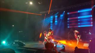 Gacharic performing their last song of concert Go! Raiba @ Anime Ma...