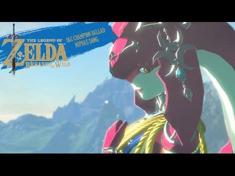 3 New Shrine Miphas Path Shrine 1 ands 2 DLC Champion Ballad Part 1