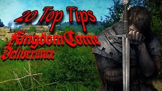 Kingdom Come Deliverance 20 Top Tips