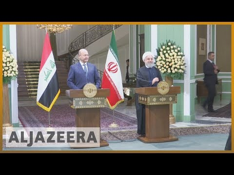 🇮🇶 🇮🇷 How will US sanctions affect Iran-Iraq economic relations? | Al Jazeera English