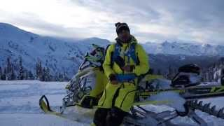 Real World Reaction to Ski-Doo Summit with T3 174