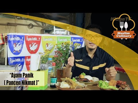 Muslim Culinary - Eps. Ayam Panik