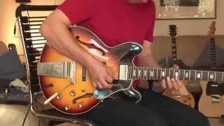 1964 Gibson ES-335 Part 1 clean