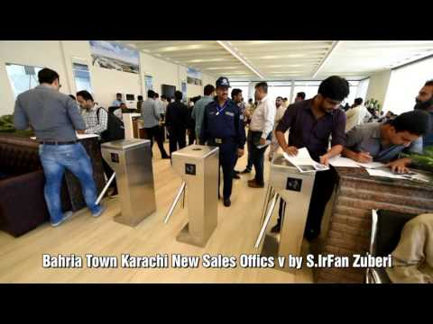 Bahria Town Karachi New Sales & Marketing Office SuperHighway on ,,,24-10-2016