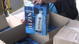 У Вінниці вилучено партію фальсифікованої горілки.(У Вінниці вилучено партію фальсифікованої горілки., 2015-09-11T09:11:26.000Z)