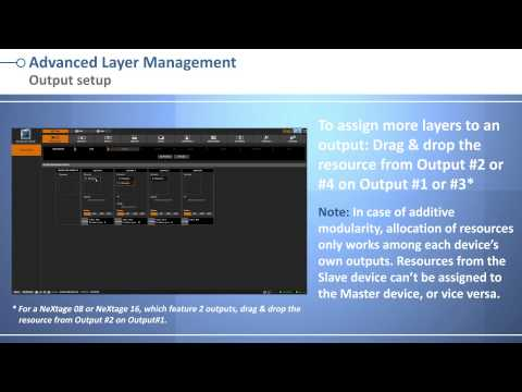 Livecore Series Web Rcs Advanced Layer Management