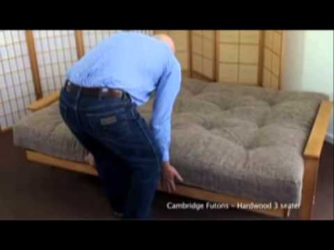 cavendish 3 seater futon cavendish 3 seater futon   youtube  rh   youtube