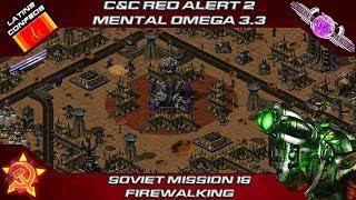 Mental Omega 3.3 for C&C Red Alert 2 Yuri's Revenge, Soviet Mission...