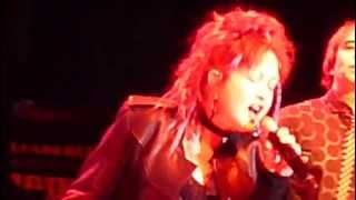Cyndi Lauper Girls Just Wanna Have Fun June 13 2013
