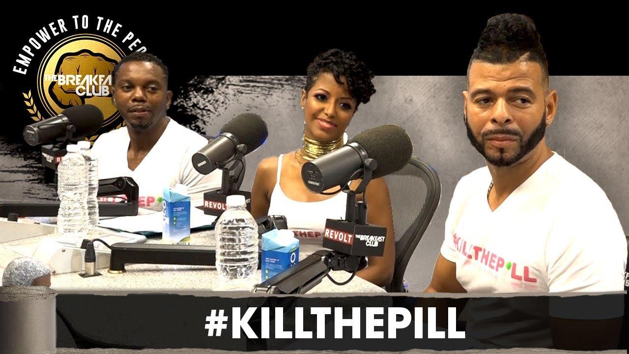 Dr. Amun, Dr. Amsu & Coach Gessie Talk #KillThePill, Birth Control & HerBalance Hormone Stabilizer