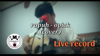 Download Rapuh - Opick (cover)