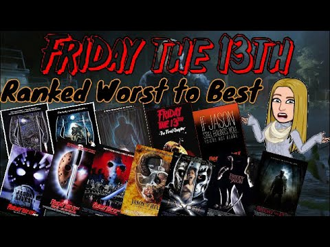 Download All 12 Friday The 13th Movies Ranked Worst To Best