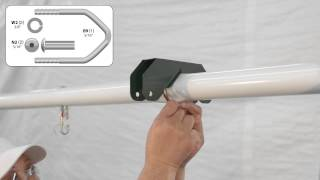 Swing Bearing :: Bracket For Lawn Swing & Air Glider