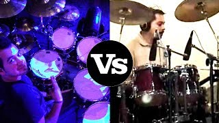 Randall Gonzalez VS Isaac Doria(Serie(VS)JairDrums DG🎧