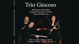 Trio Giocoso - Ernest Bloch