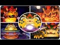 Mario Party Series - Evolution of Bowser Minigames (N64, GC, GBA, Wii, DS, 3DS, Wii U)